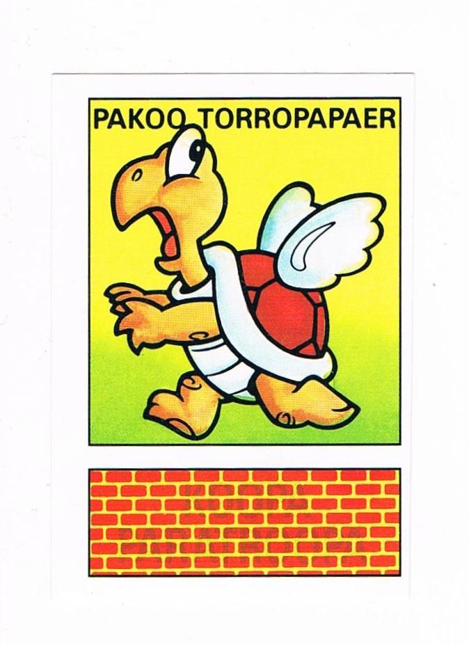 Sticker Nr 47 - Super Mario