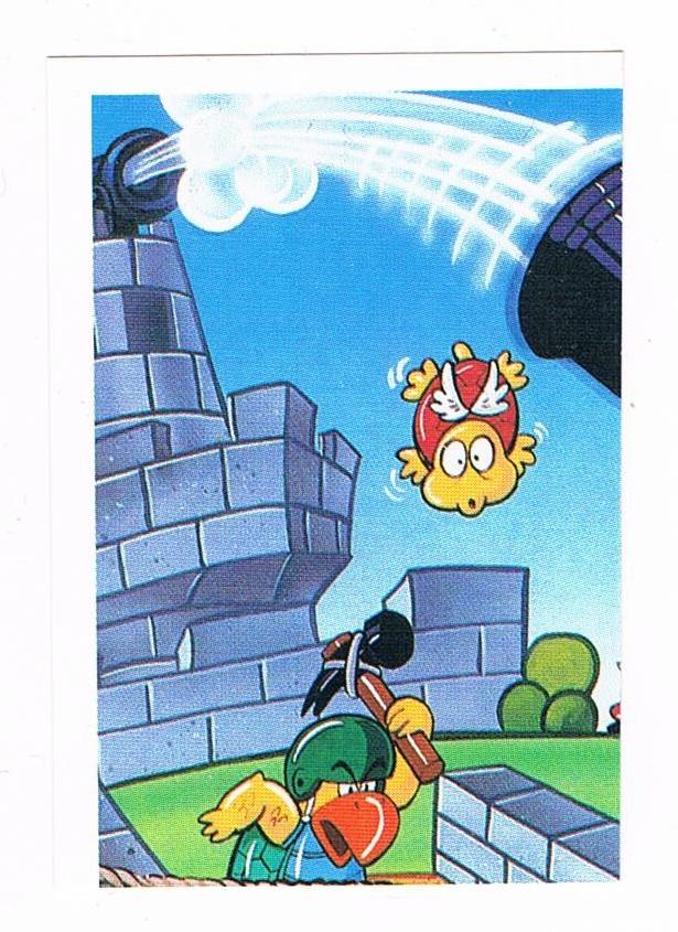 Sticker Nr 43 - Super Mario
