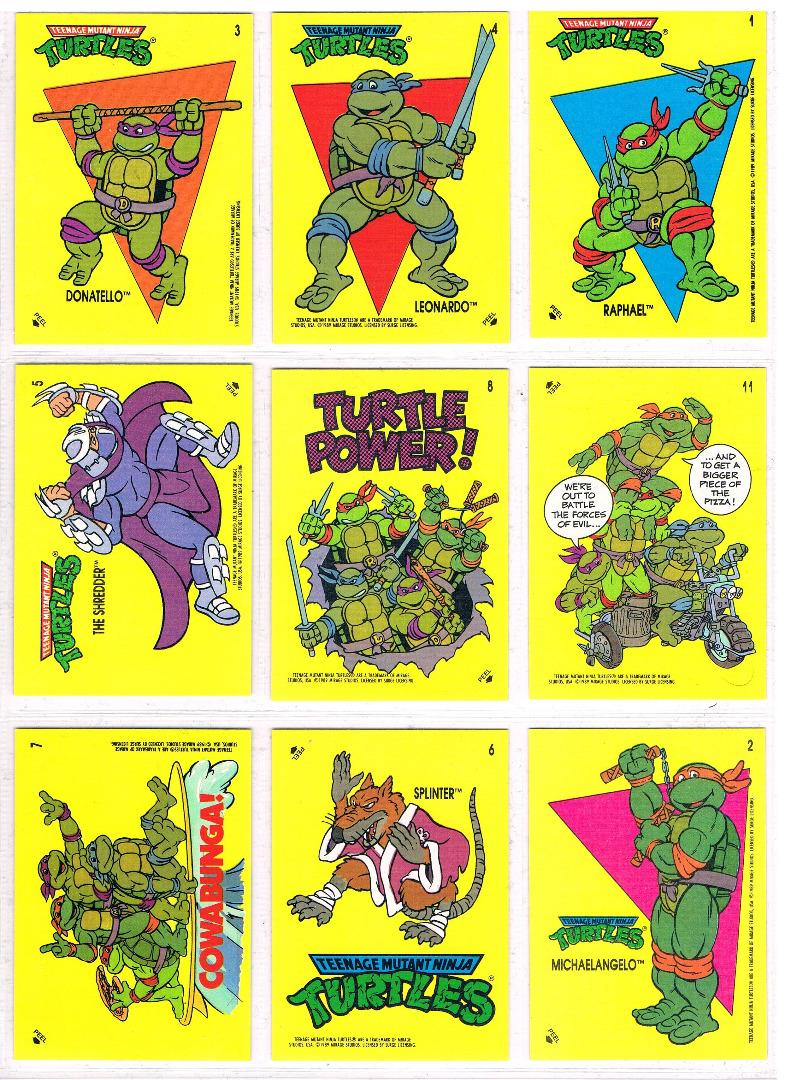 Ninja Turtles Teenage Mutant Hero Turtles