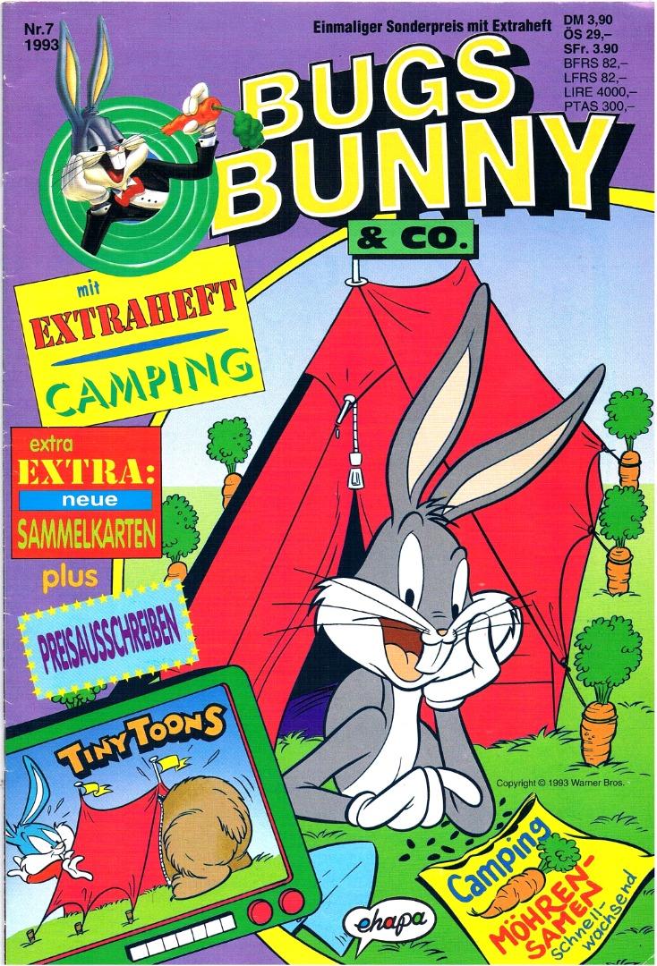 Bugs Bunny - Comic - Nr7