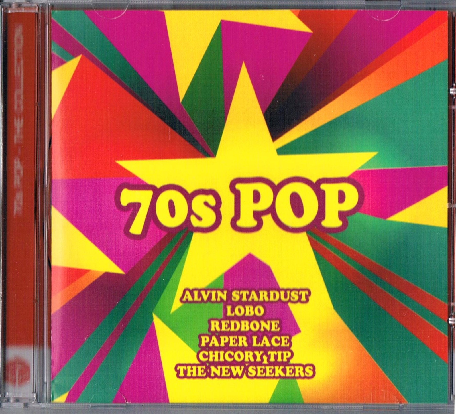 70s POP - CD