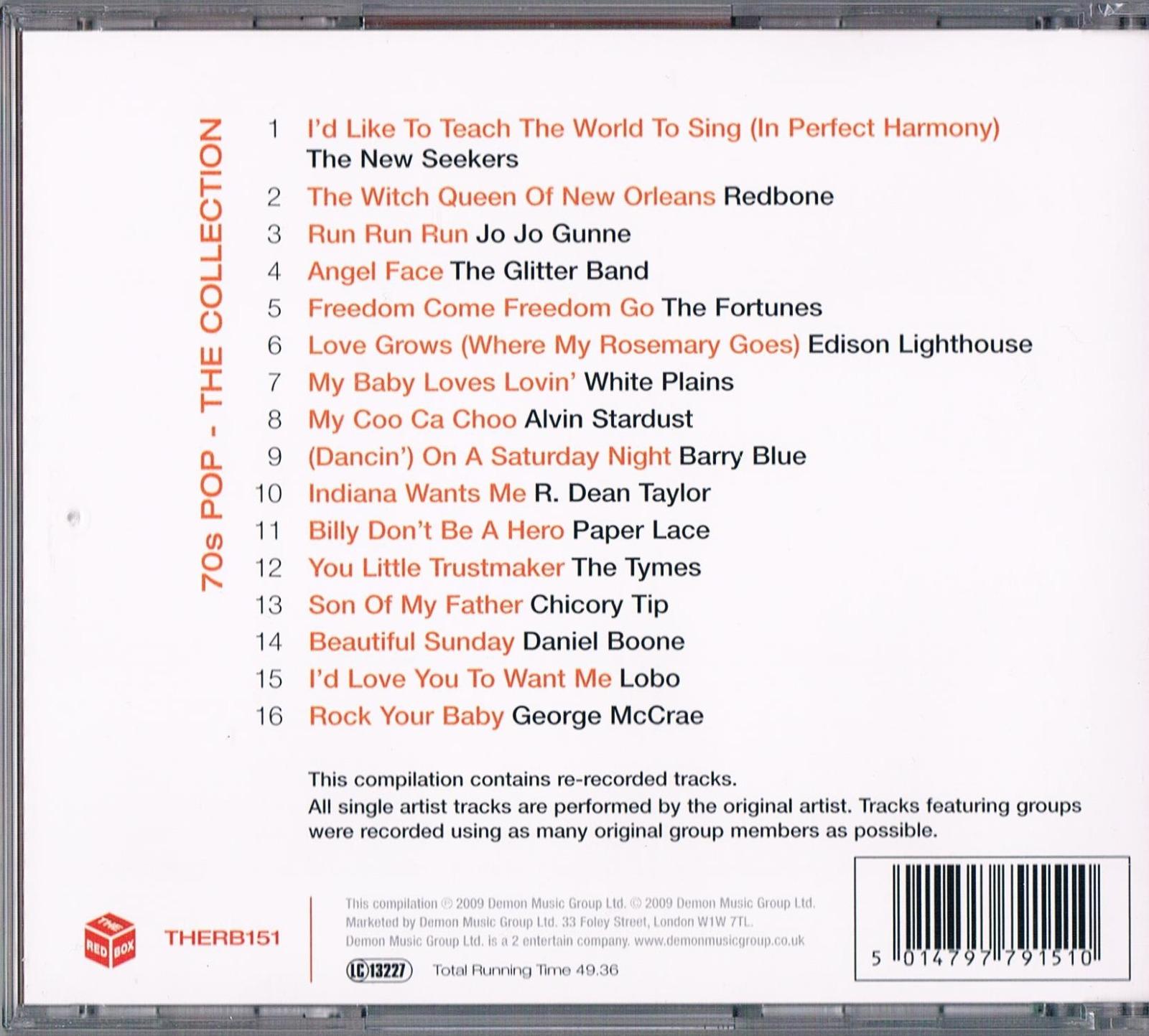 70s POP - CD 2