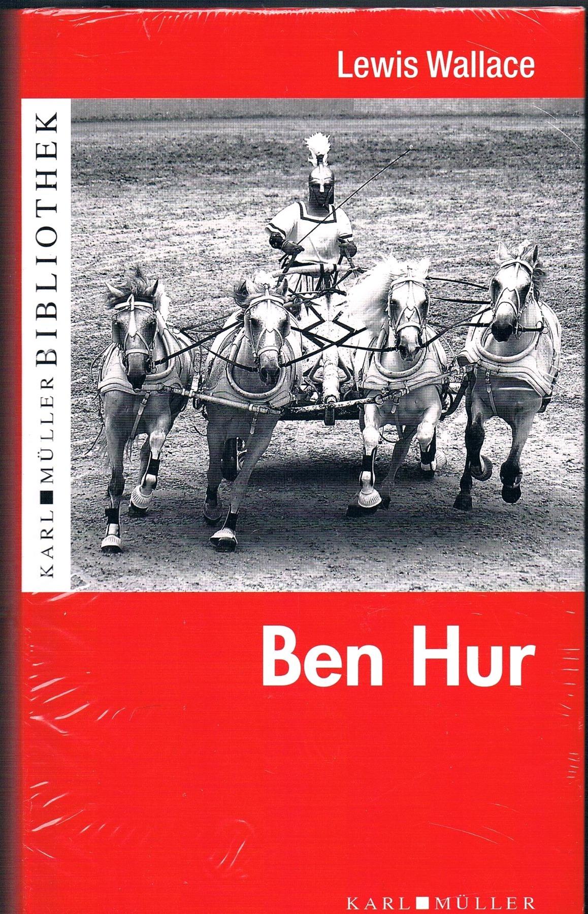 Ben Hur - Lewis Wallace -