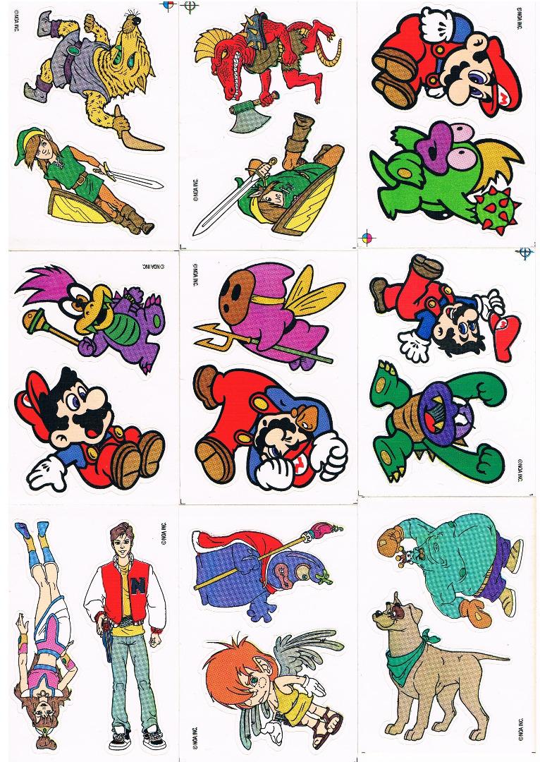 Super Mario Bros The Legend of