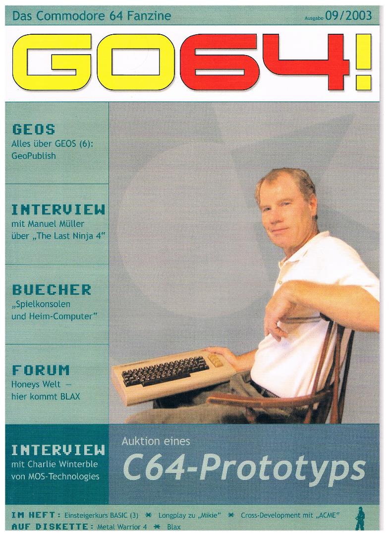 Ausgabe 09/03 - 2003
