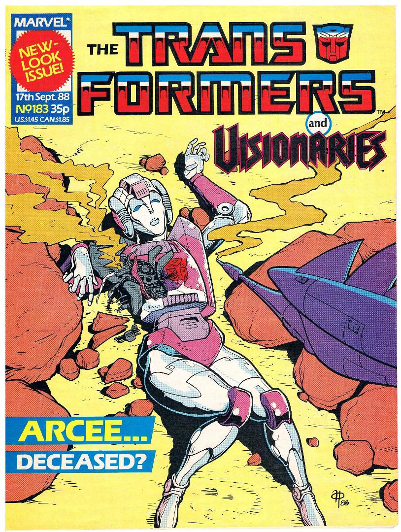 Comic Ausgabe - 183 - 1988