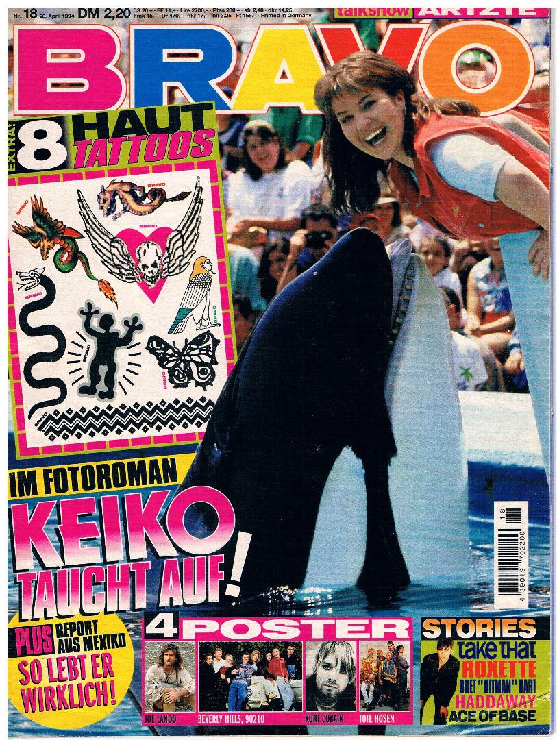 Ausgabe Nr18 - 1994 / 94