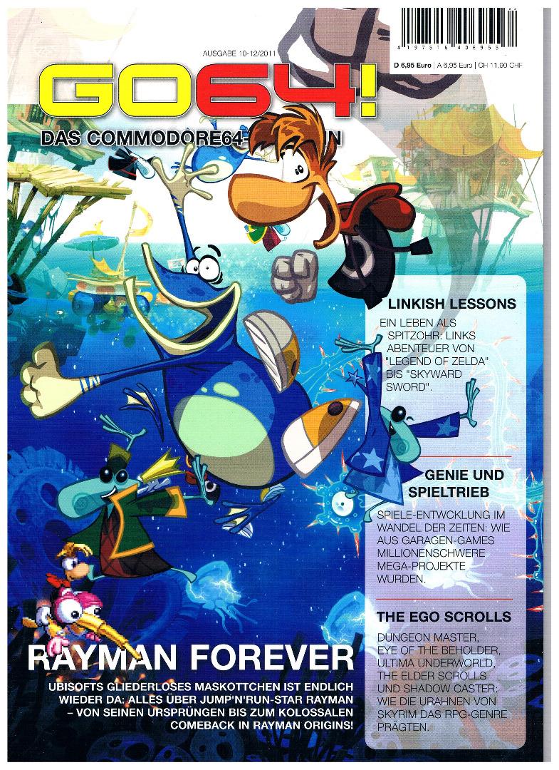 Ausgabe 10-12/2011 - Retro 22