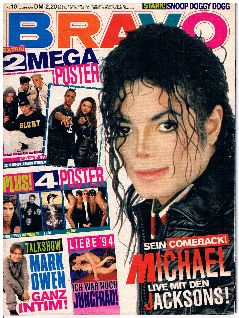 Ausgabe Nr10 - 1994 / 94