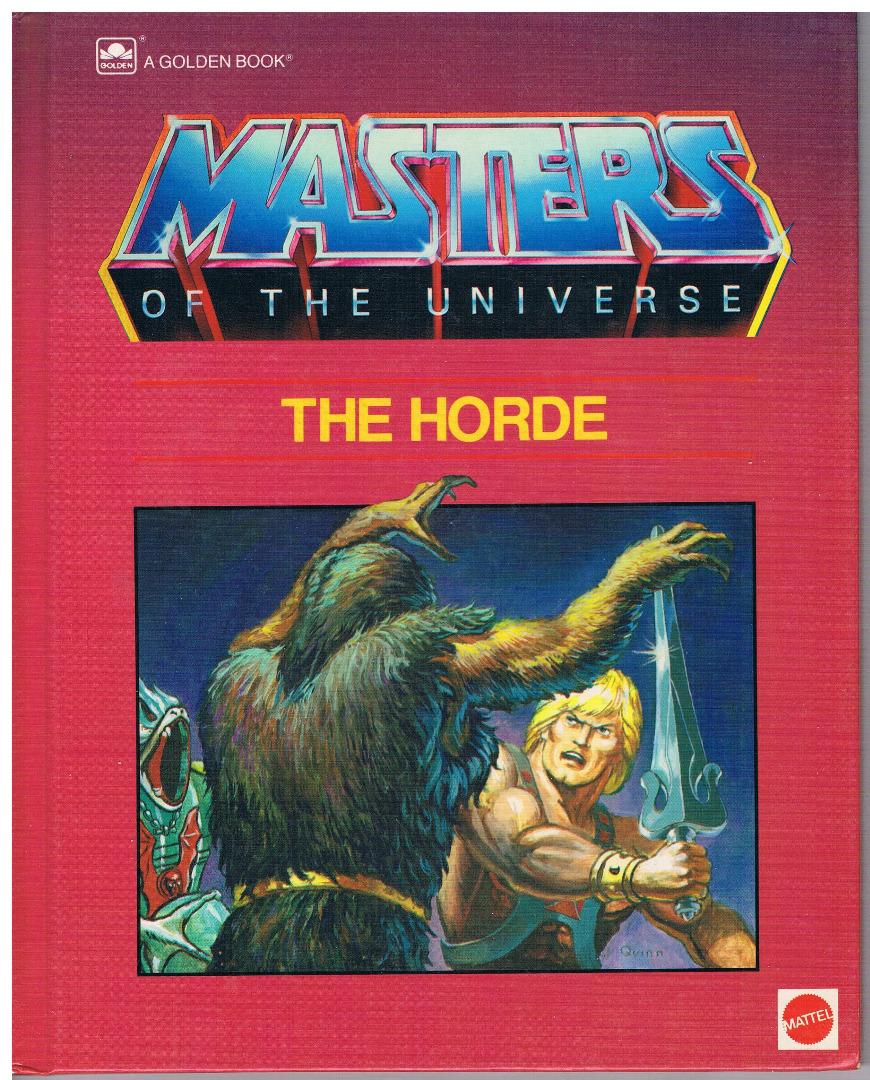 The Horde - Comic Buch