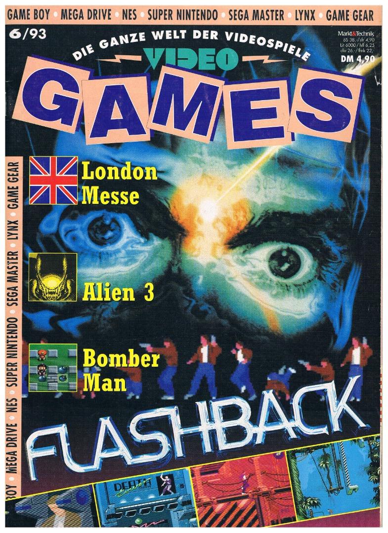 Ausgabe 6/93 1993