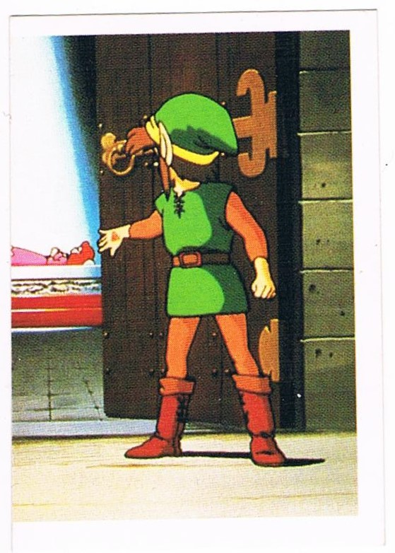 Sticker Nr The Legend of Zelda