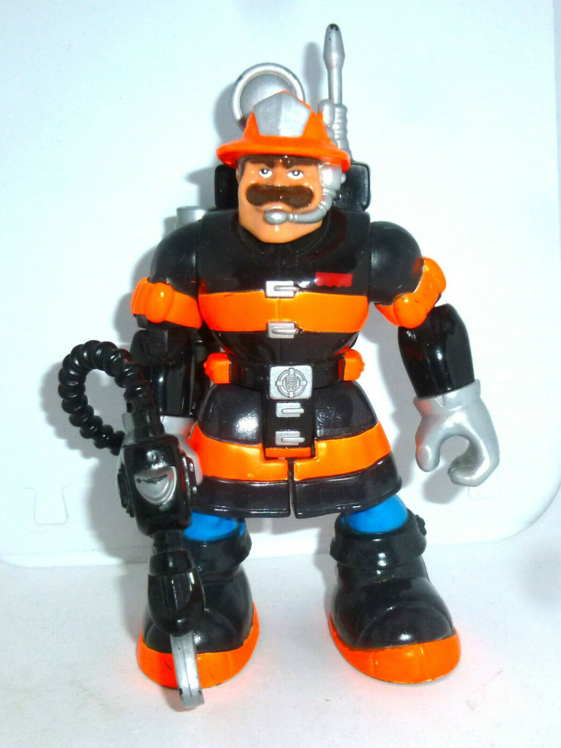 Fisher Price Rescue Heroes Billy Blazes