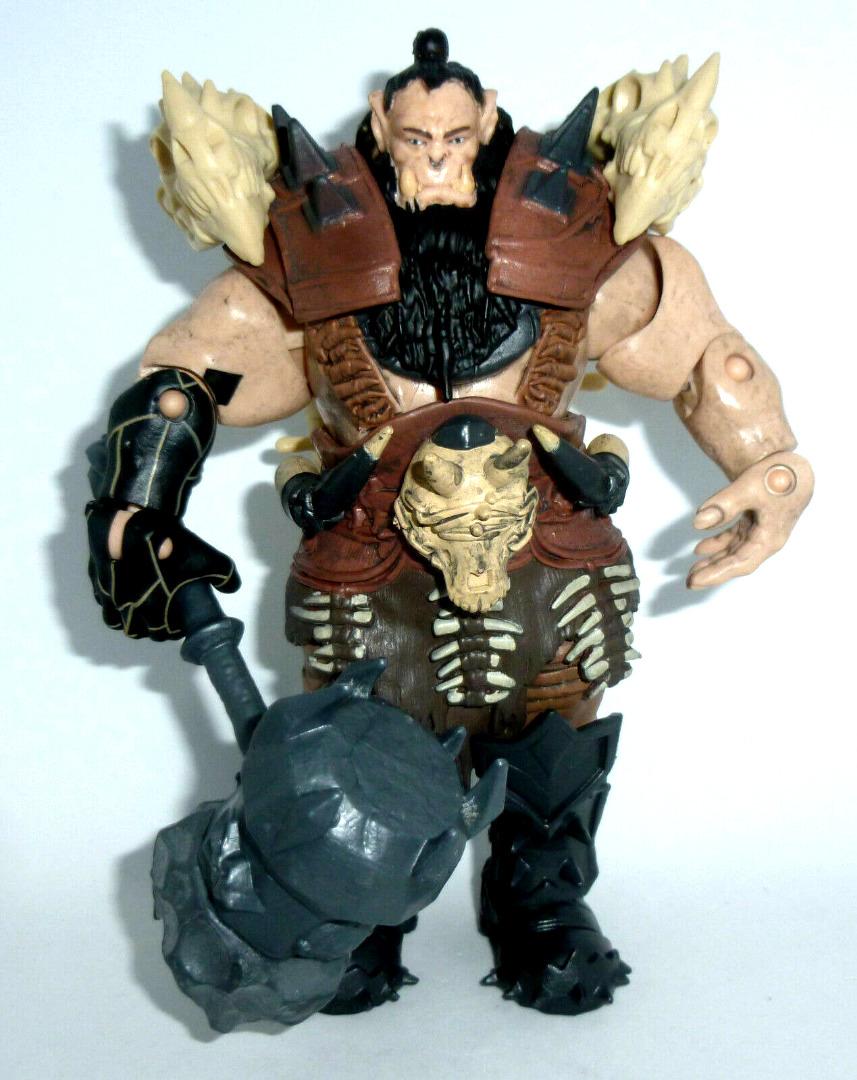 Warcraft - Blackhand - Actionfigur