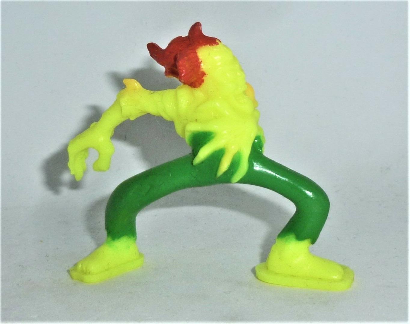 Boogeyman - Figur neon gelb - Monster in my Pocket - 1