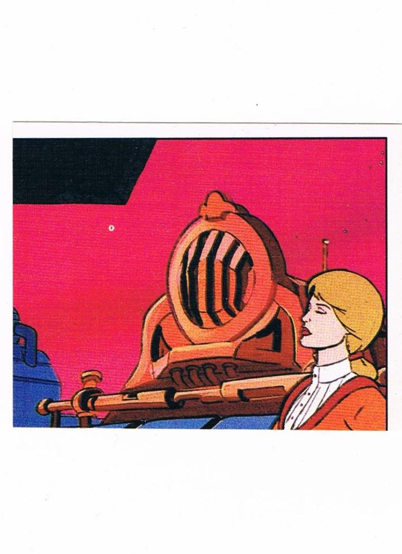 Panini Sticker Nr 21