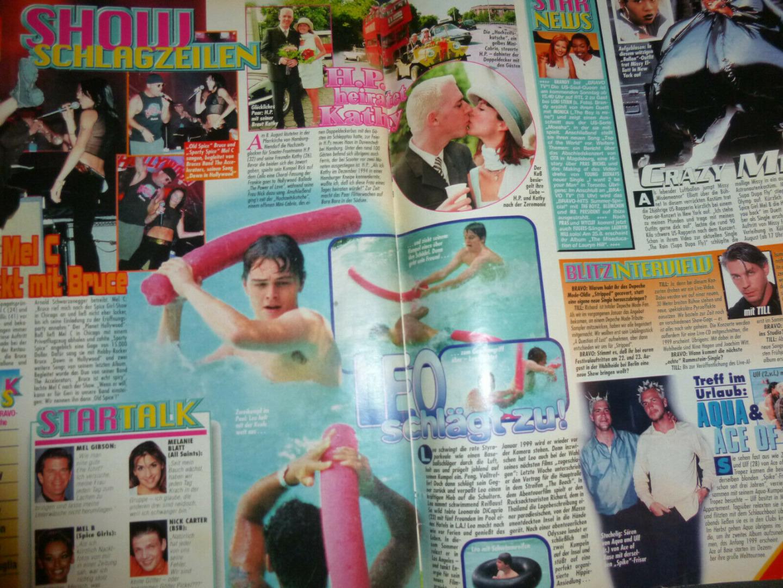 Bravo Nr34 1998 Heft 12