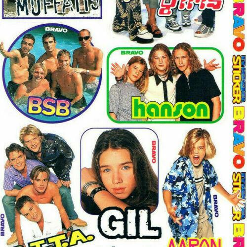 Bravo Sticker aus den 90ern 3