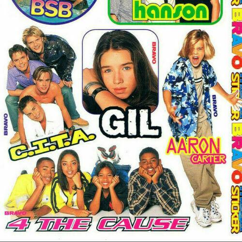 Bravo Sticker aus den 90ern 4