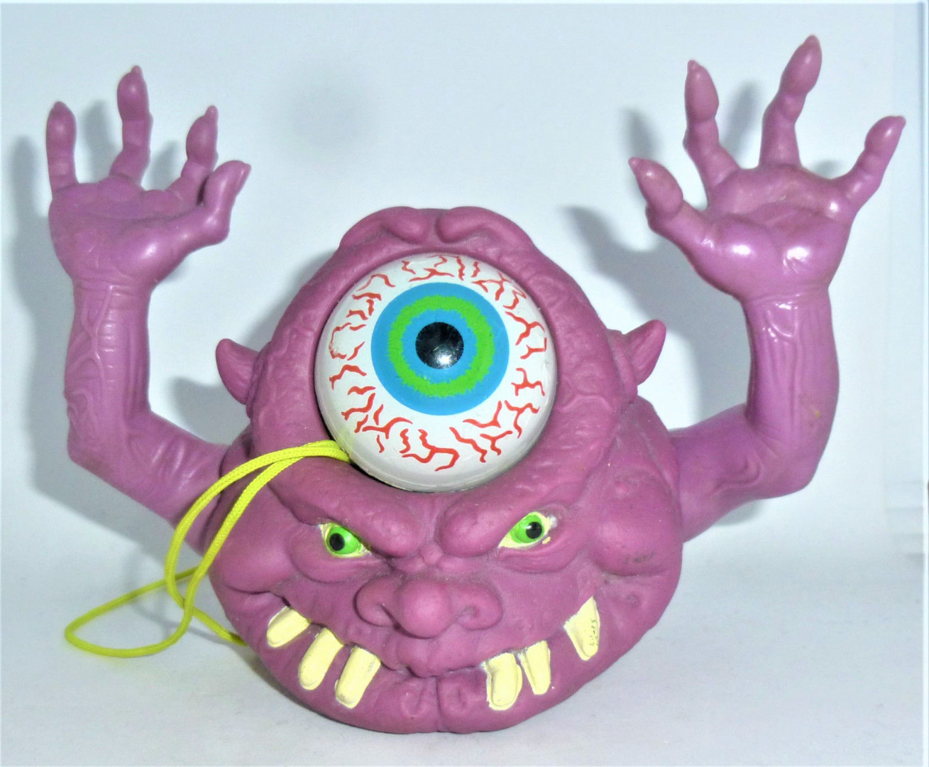 Bug-Eye Ghost violett - The Real Ghostbusters - 1