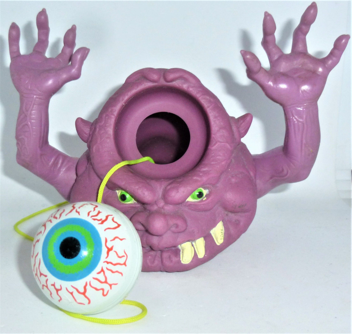 Bug-Eye Ghost violett - The Real Ghostbusters - 2