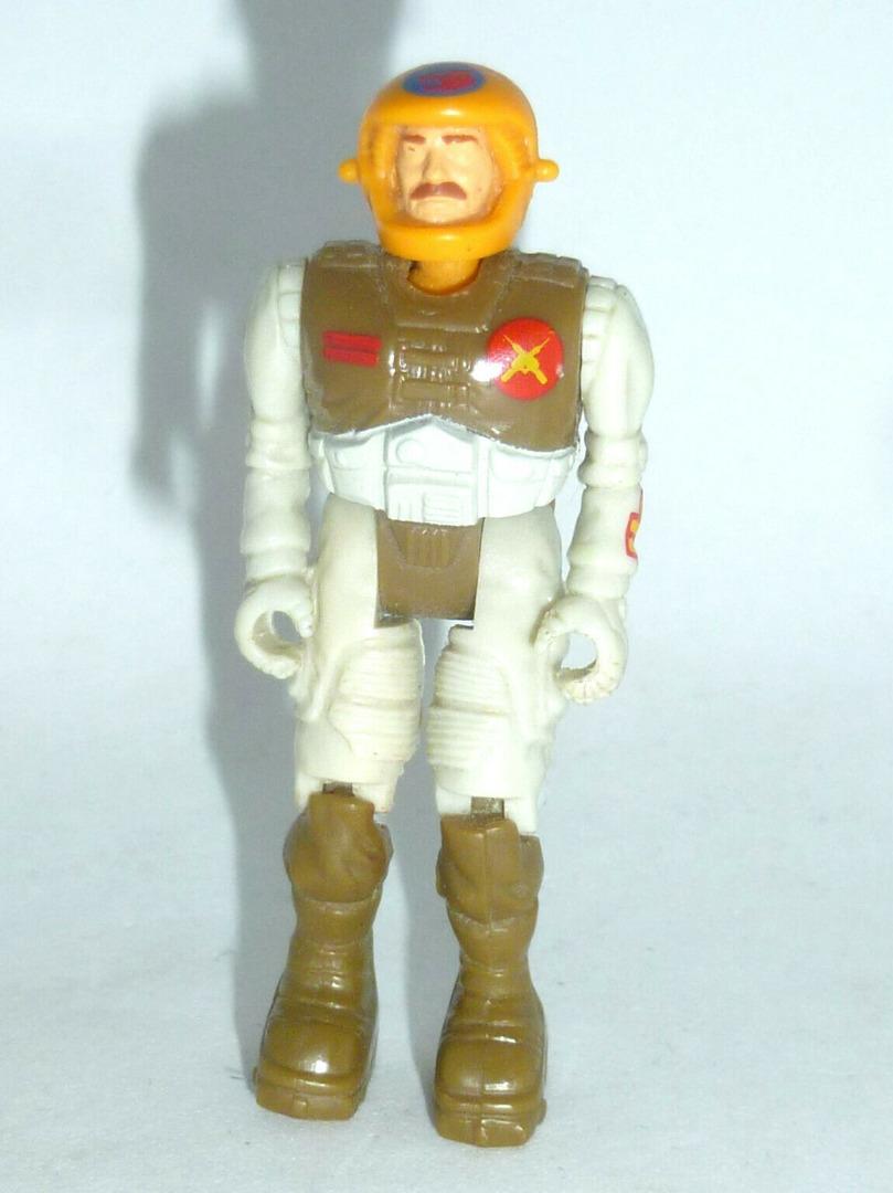 Capt Rick Ruffing Starcom Actionfigur Captain