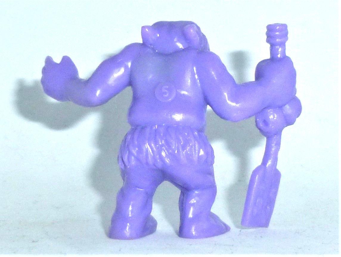Monster in my Pocket - Charon - Figur violet - 4