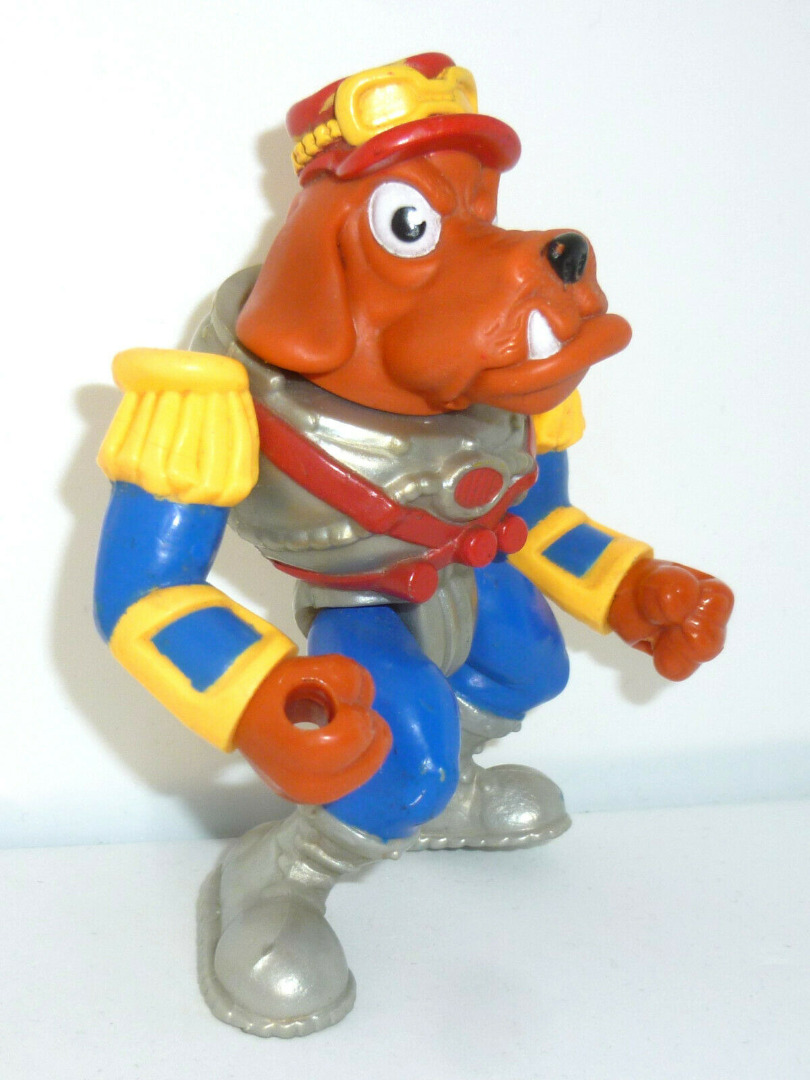 Commander Dogstar - Bucky O Hare Actionfigur - 2