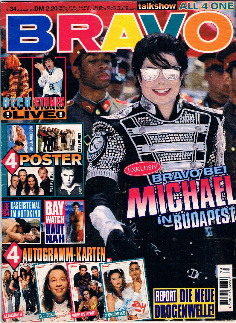 Ausgabe Nr34 - 1994 / 94