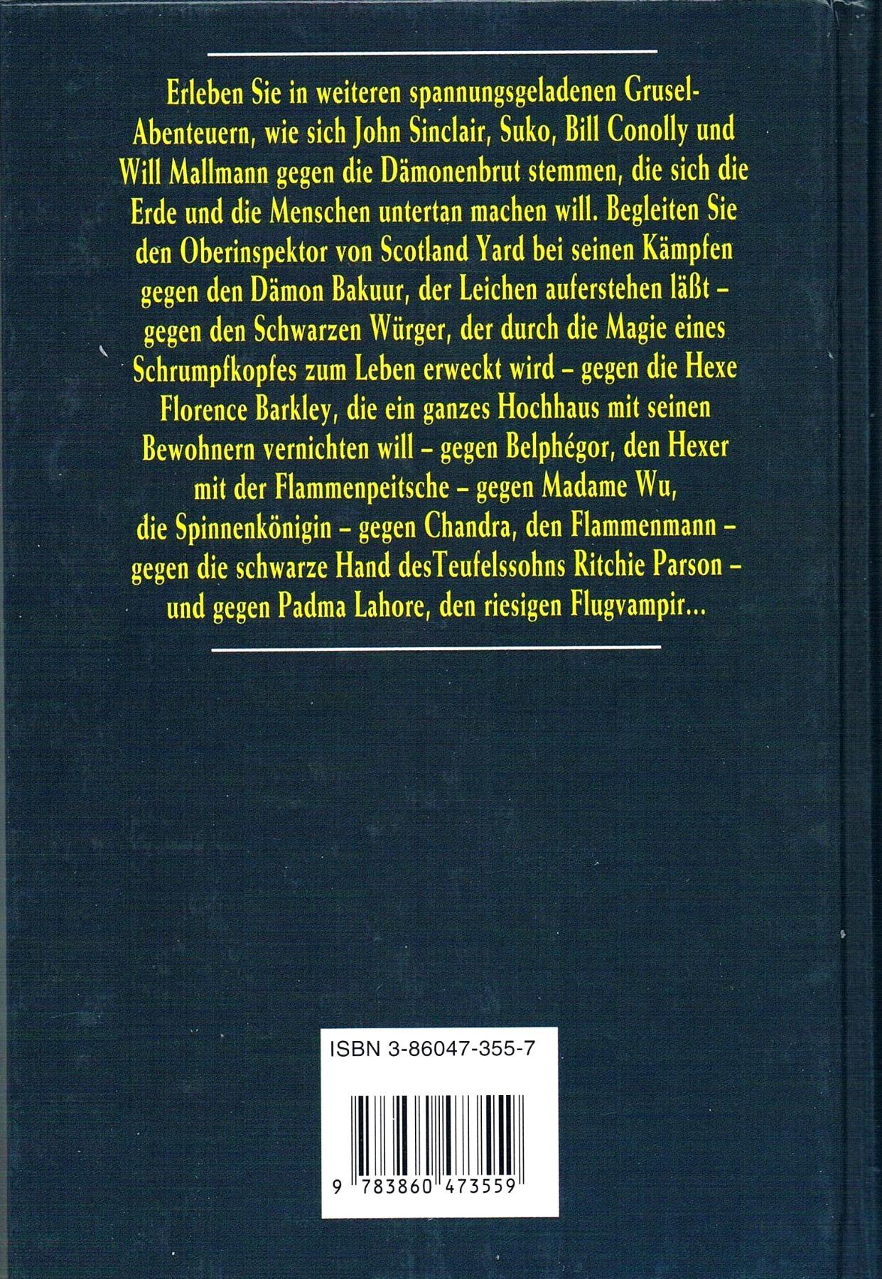 Dämonenbrut - Band 1 - Buch