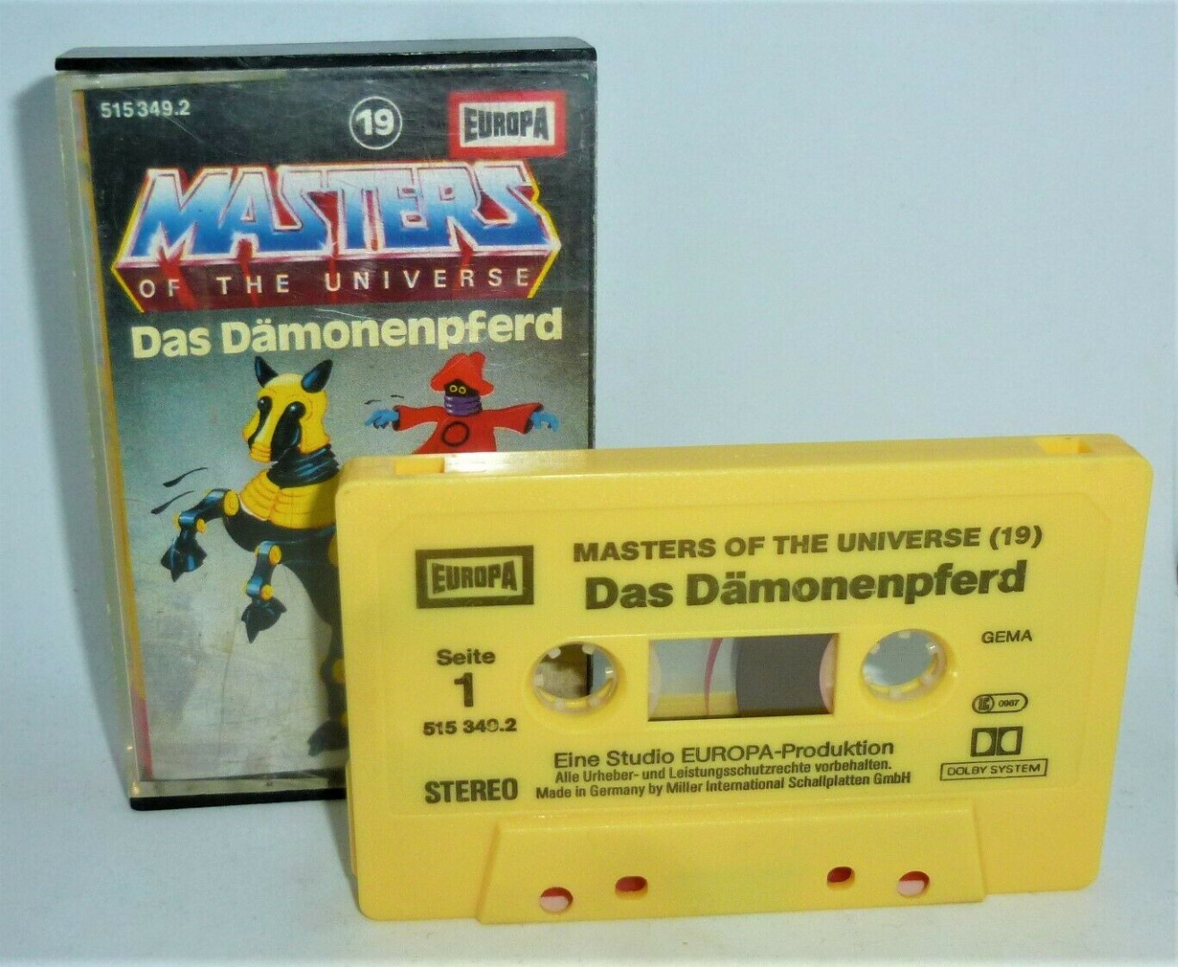 Masters of the Universe Das Dämonenpferd
