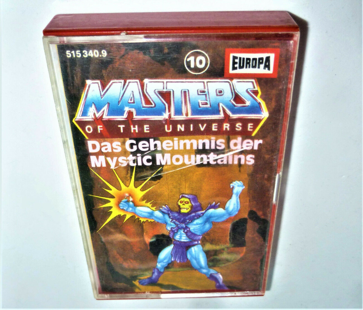 Das Geheimnis der Mystic Mountains - Nr. 10 - Masters of the Universe / He-Man Hörspiel - 1