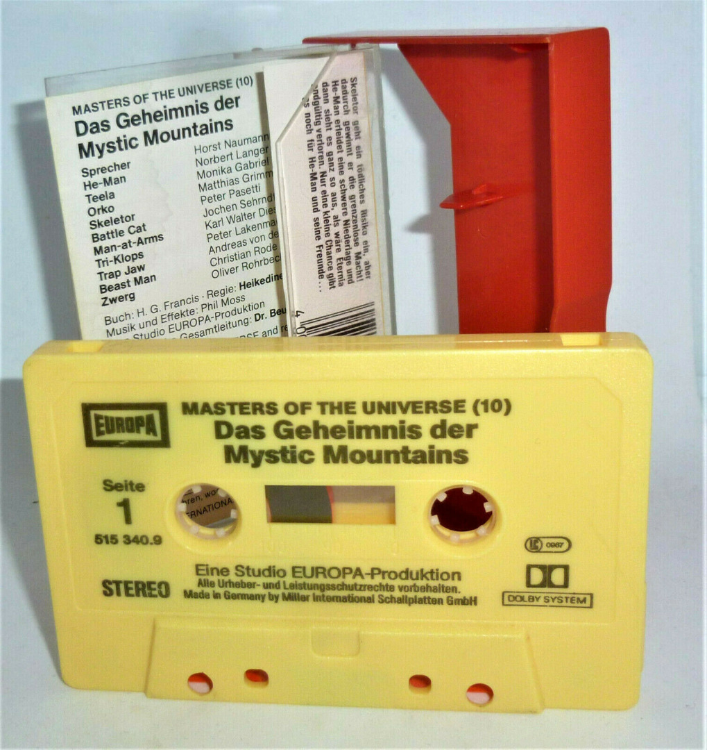 Das Geheimnis der Mystic Mountains - Nr. 10 - Masters of the Universe / He-Man Hörspiel - 2