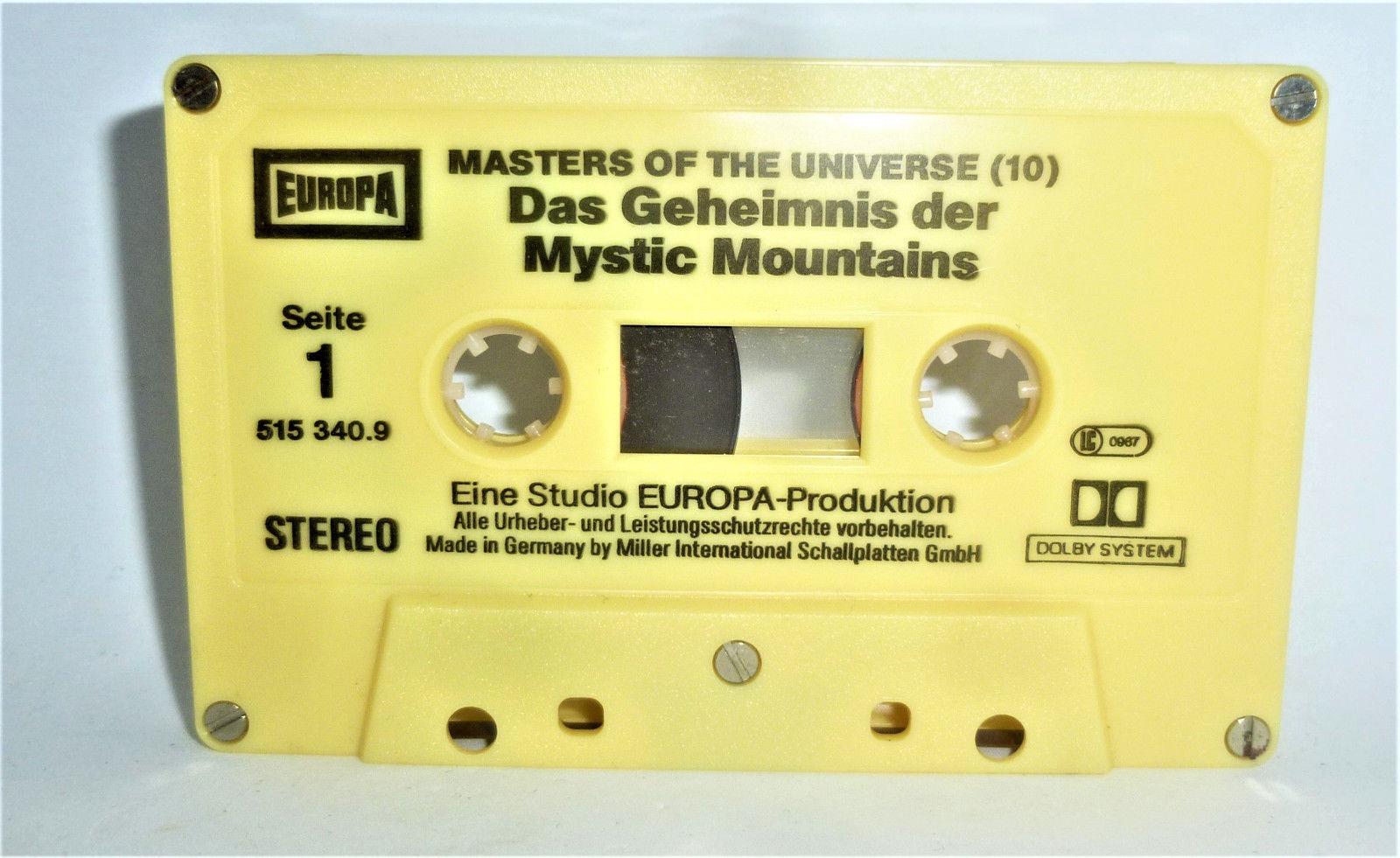 Das Geheimnis der Mystic Mountains Nr - 1