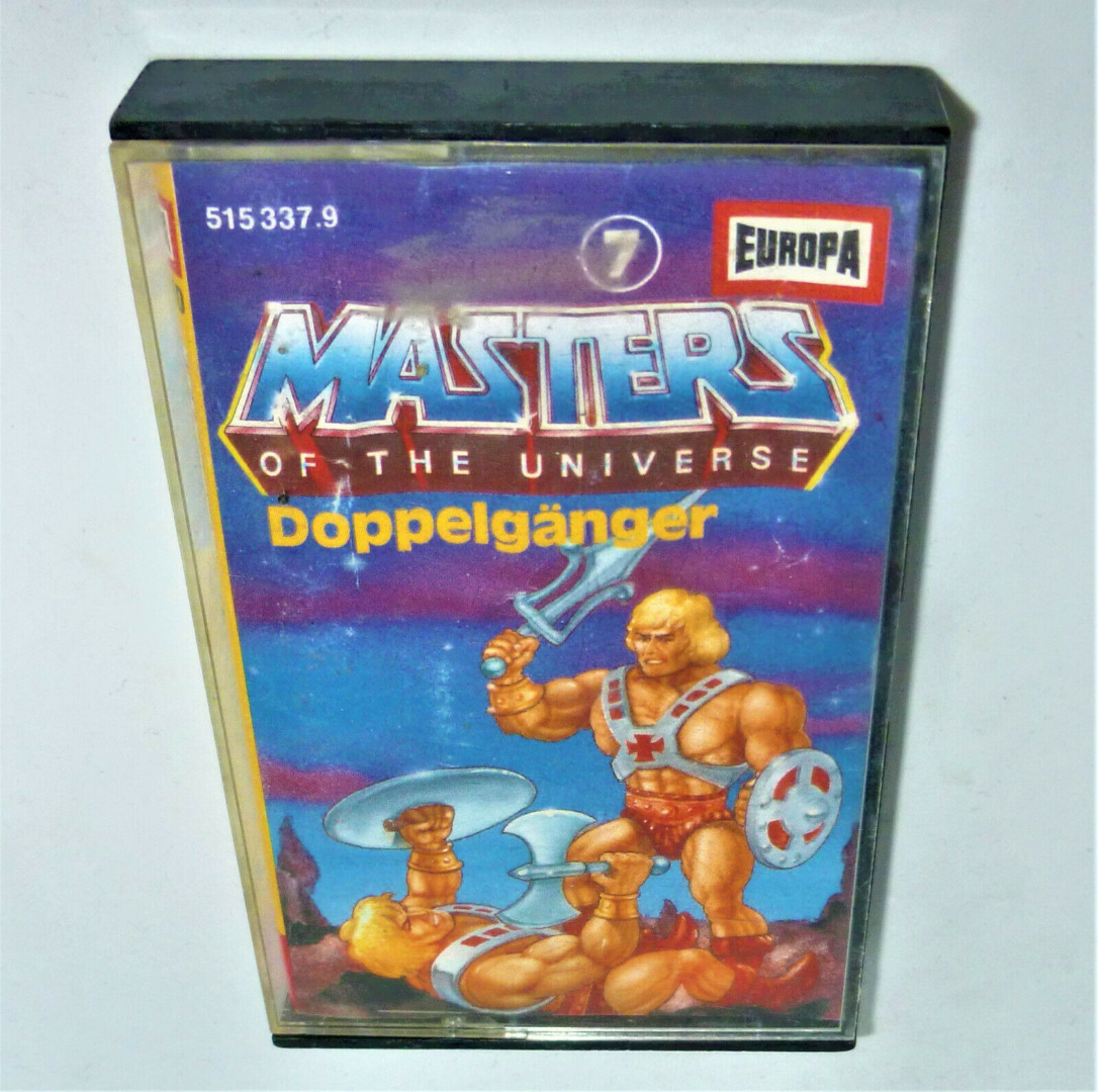 Doppelgänger - Nr.7 - Masters of the Universe / He-Man Hörspiel - 1