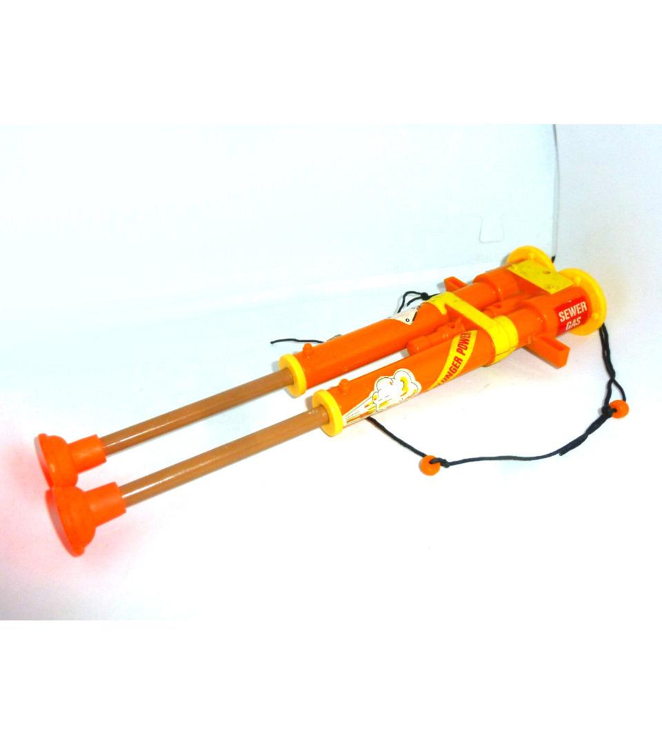 Double Barreled Plunger Gun - Zubehör