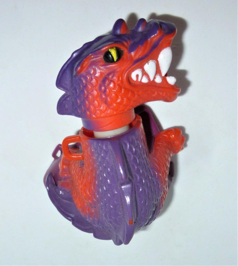Dragon Blaster Skeletor Ersatzteil Rüstung Masters