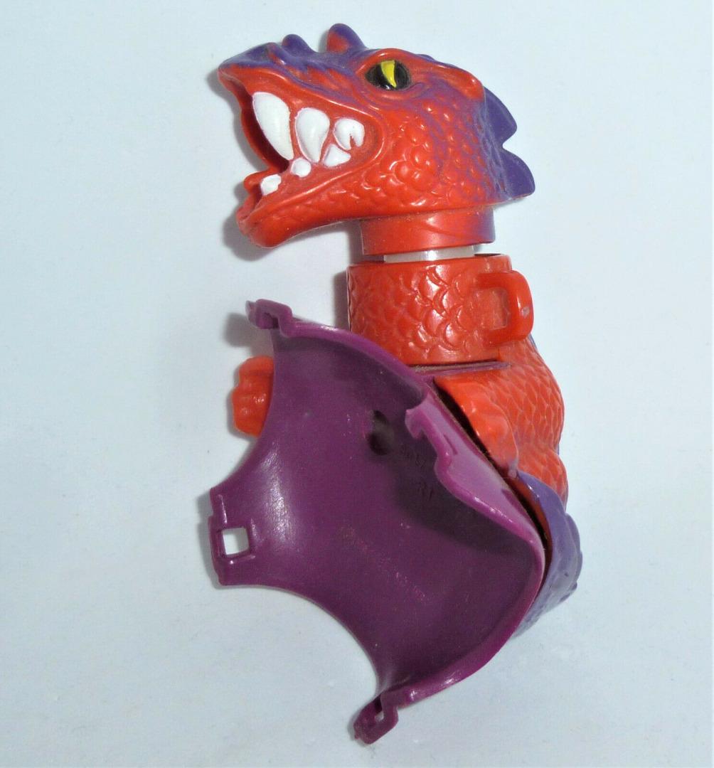 Dragon Blaster Skeletor Ersatzteil Rüstung Masters - 2