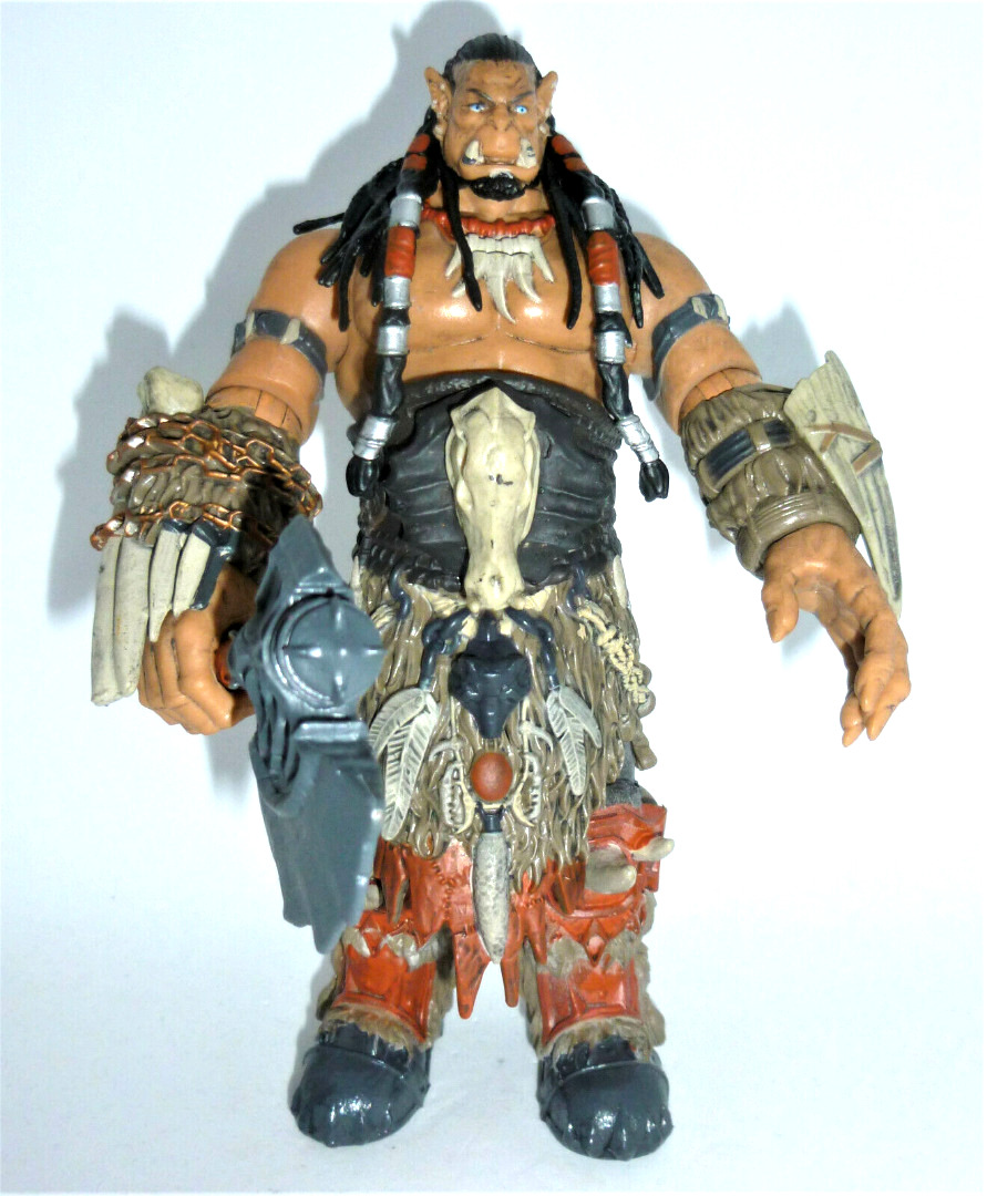 Warcraft - Durotan - Actionfigur