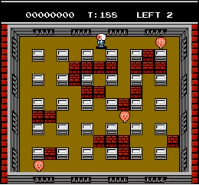 Nintendo NES - Dynablaster - Pal-B