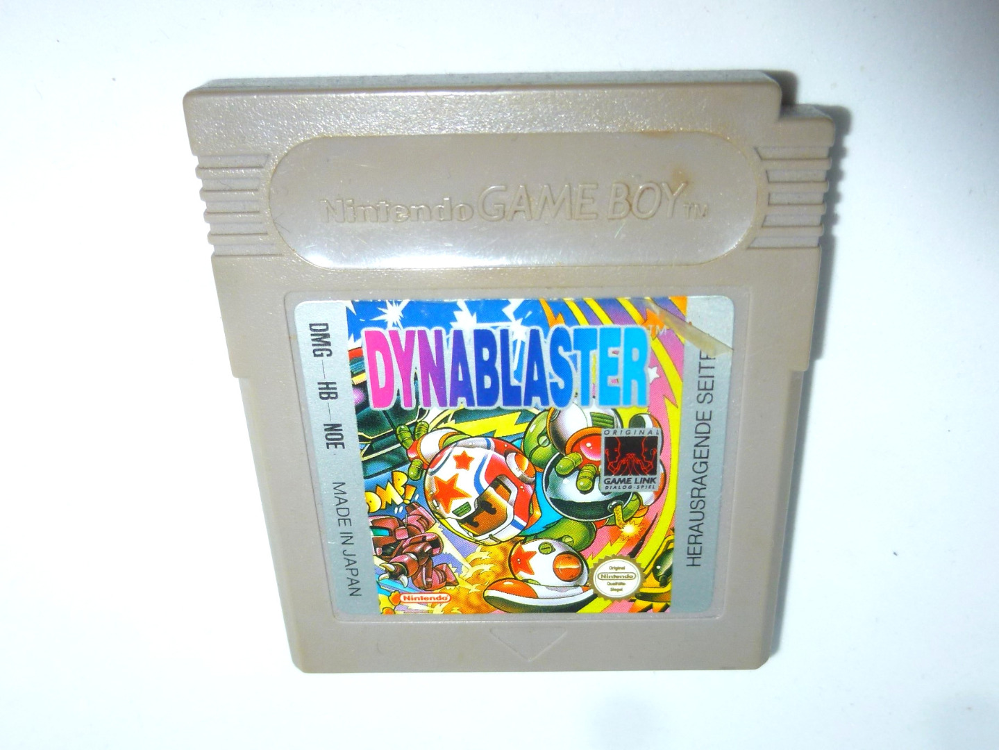 Nintendo Game Boy - Dynablaster