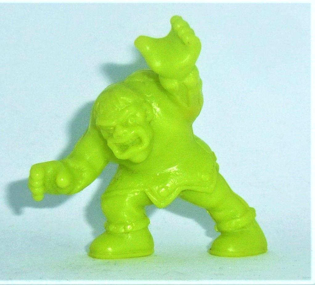 Monster in my Pocket - Hunchback - Figur grün - 1