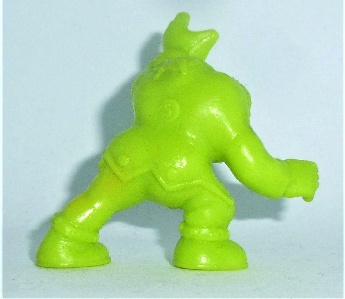 Monster in my Pocket - Hunchback - Figur grün - 2