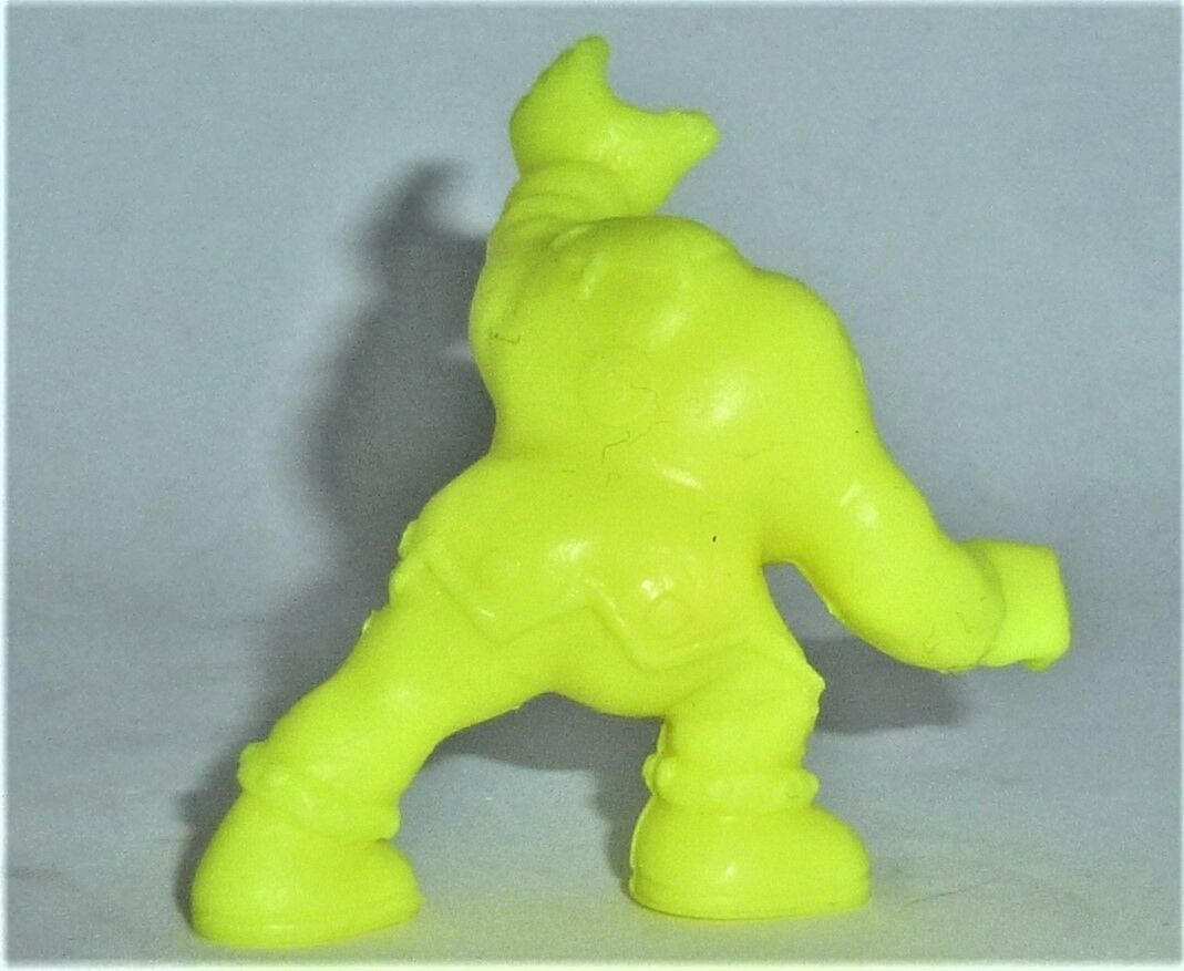 Hunchback neon gelb 2