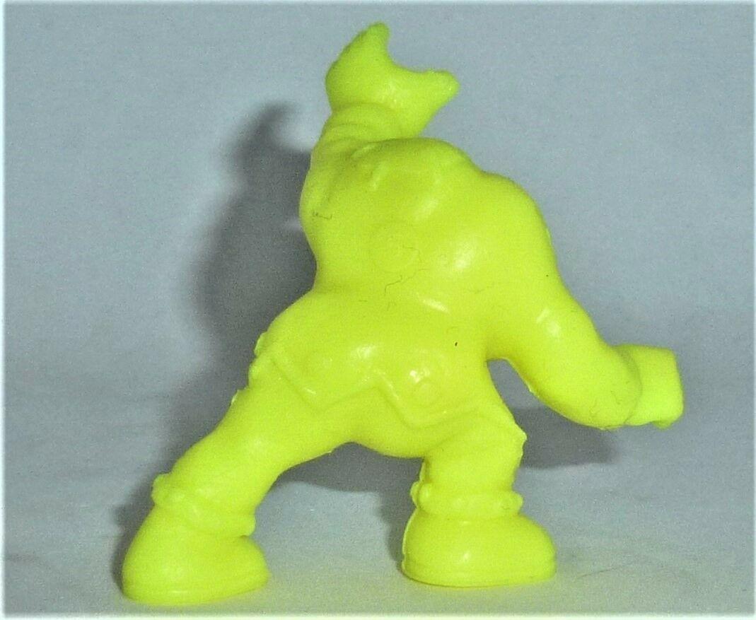 Monster in my Pocket - Hunchback - Figur neon gelb - 2
