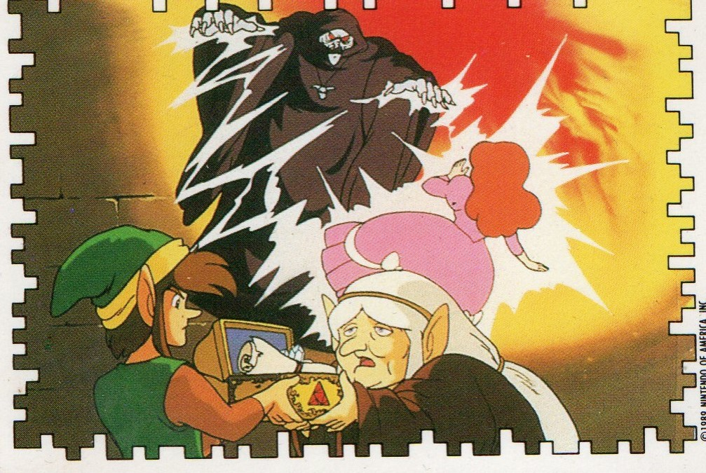 The Legend of Zelda - Sticker