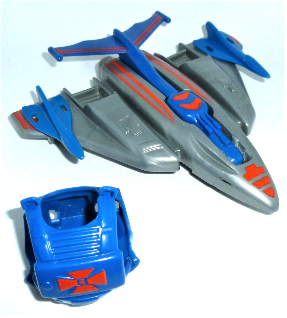 Masters of the Universe Jet Sled - 1