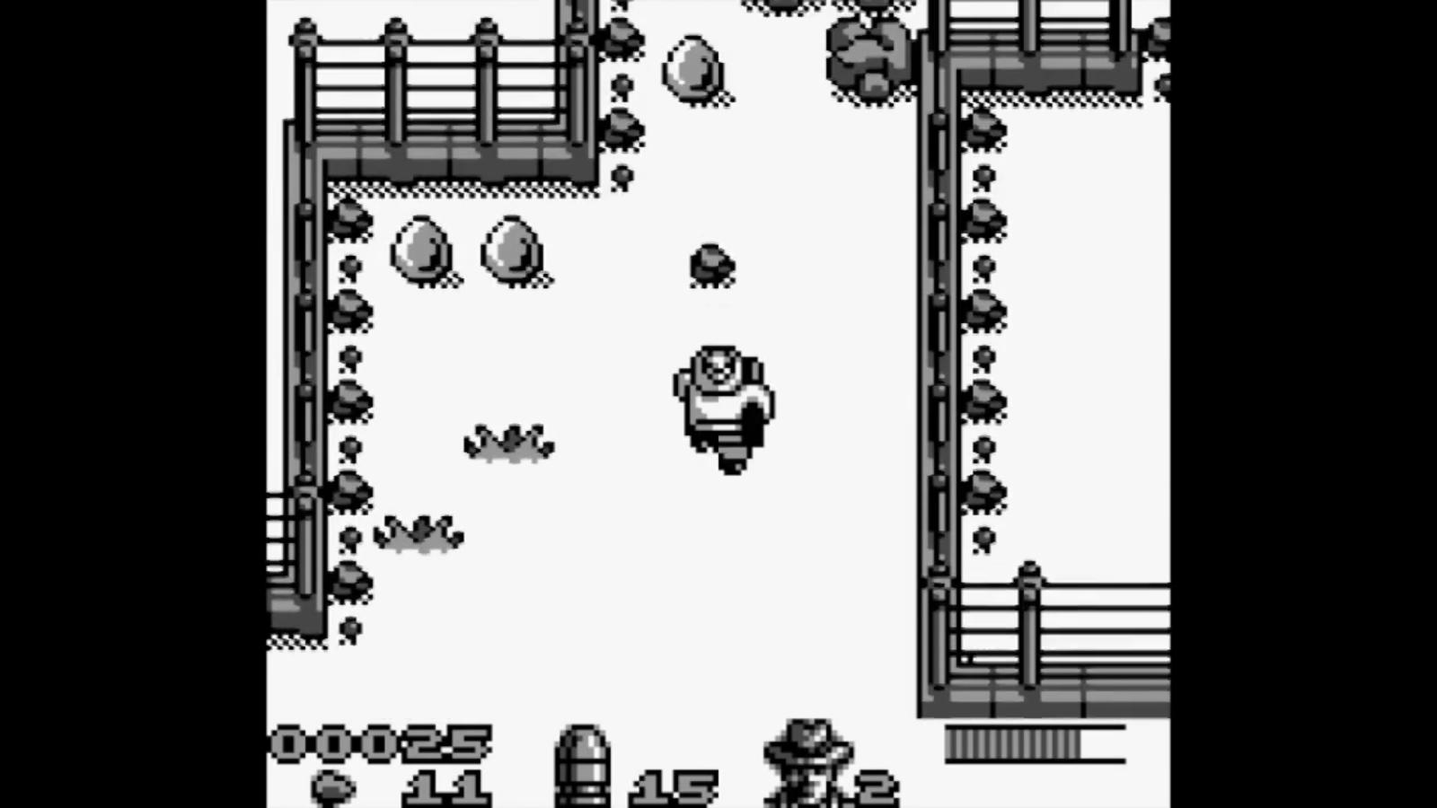 Nintendo Game Boy - Jurassic Park