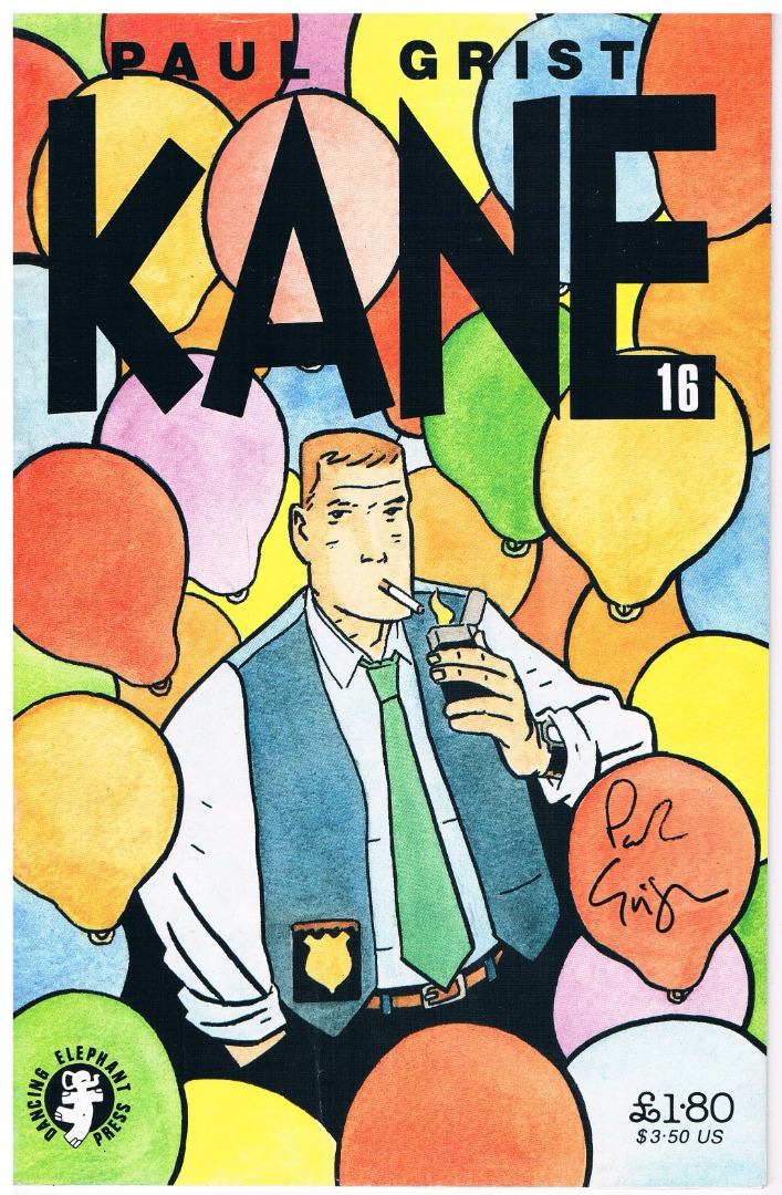 Paul Grist - Kane 16