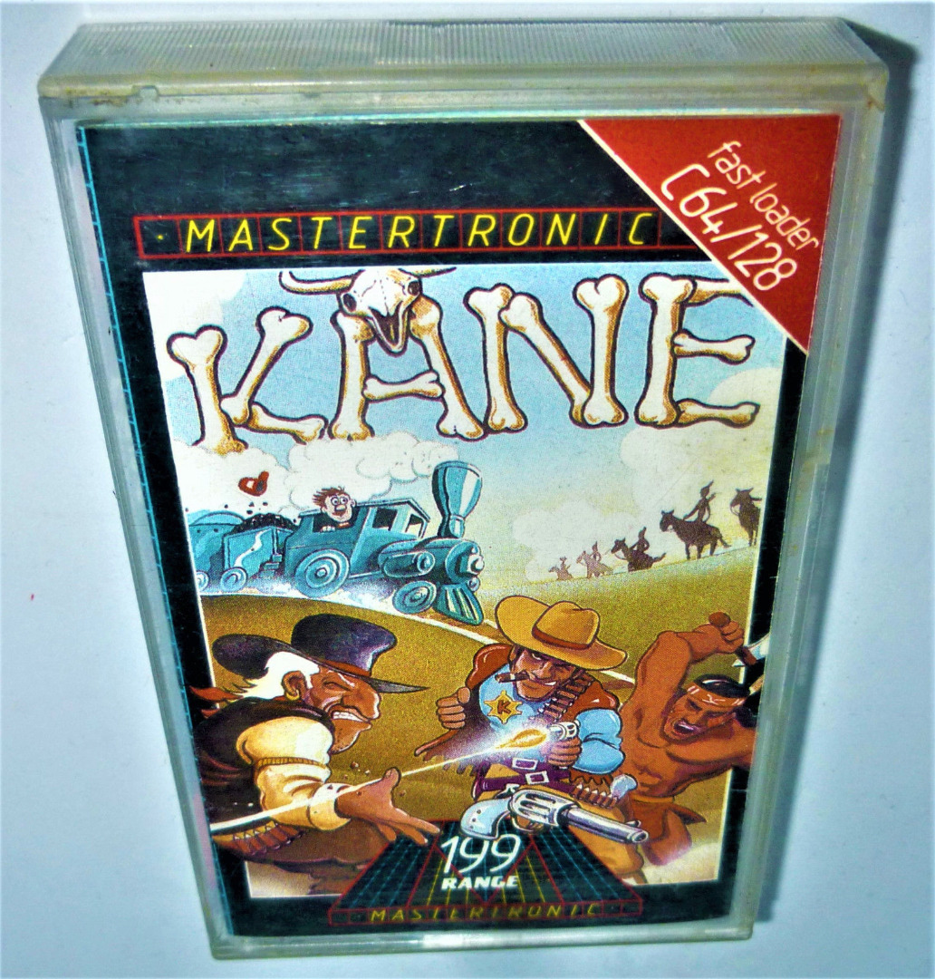 C64 - KANE - Kassette /